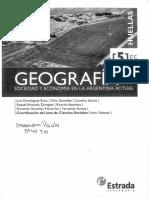 Geografía 5 - sociedad y economía en la Argentina actual
