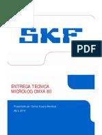 Entrega Técnica CMXA 80