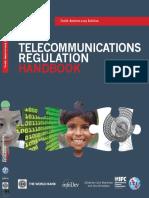 Telecommunications Regulation Handbook
