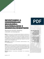 PERES & TERCI artigo revisitando a modernidade brasileira.pdf