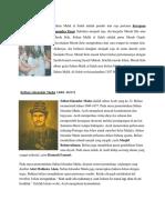 Kliping Tokoh Pahlawan Pada Masa Kerajaan Islam Di Indonesia