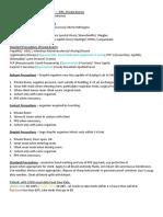 Nclex Study Notes 61pg
