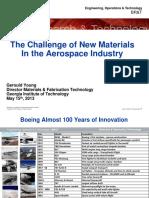 Boeing-Georgia Tech Materials Final