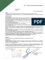 """Proyecto de Declaración de Interés Cultural """" Sandro La Serie"""""""