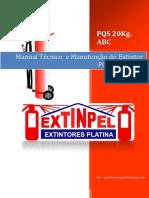 Manual PQS 20Kg Revisão 11.2017