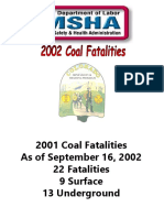 2002 Coal