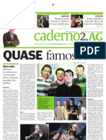 Foo Dancers - A Gazeta 12-09-10