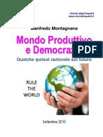 Mondo Produttivo e Democrazia