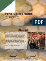 Feria de Las Flores Sociales