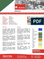 RF Clutter - Skopje (Macedonia)