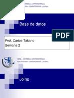 Bd 04b El Lenguaje SQL Parte 2