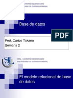 Bd 03 El Modelo Relacional