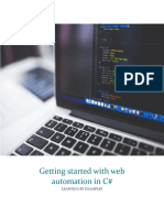 Getting Started With Web Automation in C#