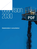 Coal Vision 2030 Document for Coal Sector Stakeholders Consultation 27012018