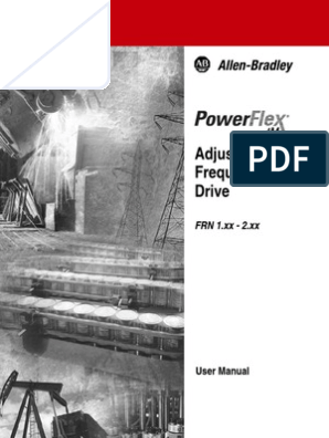 Powerflex4M User Manual | Fuse (Electrical) | Electrical Wiring
