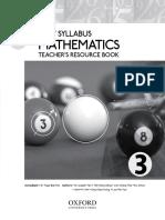 Teacher's Resource Book 3