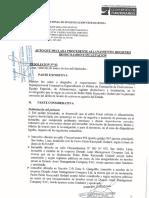 Resolución de allanamiento a casas de PPK