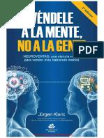 Vendele a La Mente No a La Gente Jurgen Klaric