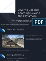 alverno college assessment