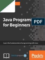 Java Programming Beginners