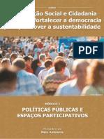 Políticas Públicas e Espaços