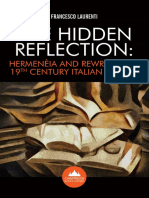 Hiddden Reflections 9781911033387 Dr Francesco Laurenti