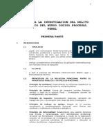 Manual Investigacion Del Delito
