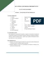 SÍLABO CONCENTRACIÓN DE MINERALES.pdf