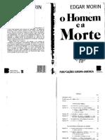 O homem e a morte Edgar Morin.pdf