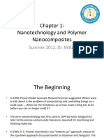 CHEG587 Polymer Nanocomposites. Summer 2