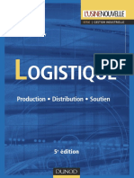 DUNOD - Logistique
