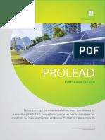 Prolead-Panneaux-Solaire