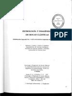 Petrologia y Diagenesis de Rocas Clasticas