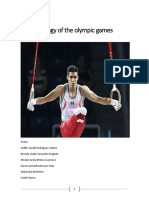 Antology of the Olympic Games