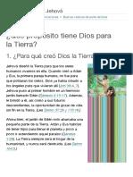 ¿Qué propósito tiene Dios para la Tierra_ _ Buenas noticias