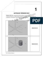 Autocad Nivel 1 - Completo