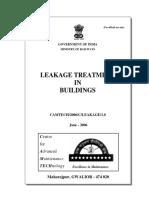 Handbook on Leakage Treatment in Buildings(1)