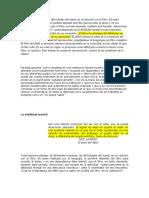 """Leído - Un Acercamiento a La """"Clínica de La Debilidad Mental"""" Mansilla Julieta"""