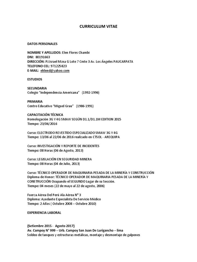 Encantador Escritura De Currículums Y Cartas De Presentación Para ...