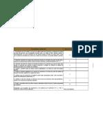 Programa de Auditoria Inversiones