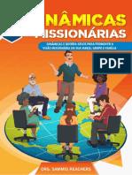 DINÂMICAS MISSIONÁRIAS - Dinâmicas e Quebra-gelos para promover a visão missionária em sua Igreja