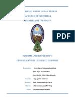 Informe Lab 3 CEMENTACION Murillo, Kapa, Chavez