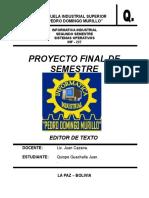 CARATULA pedro domingo murillo.doc