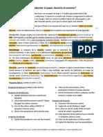 Ficha Sobre Como Abordar Un Paper