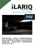 Islario Volumen 01.7
