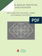 Código de Buenas Prácticas de Investigación. Declaración Nacional sobre Integridad Científica.pdf