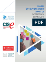 Global Entrepreneurship Monitor. Informe GEM España 2016.pdf
