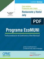 Caso Exitoso - Restaurante - Nicaragua
