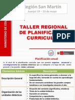 3 Taller Planificacion Curricular 2014 - Copia