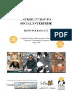 Concept Social Economy